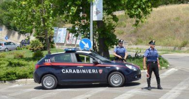 Matera- Lite in un bar. Con un coltello minaccia il proprio titolare. 43enne denunciato dai Carabinieri.