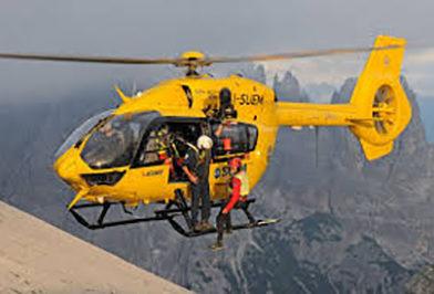 Potenza –Sequestrati dalla Procura due elicotteri del 118 Basilicata.