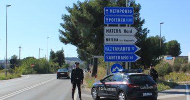 Matera- Droga nel parco. 38enne arrestata dai Carabinieri