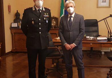 """Maurizio Detalmo Mezzavilla, nuovo Comandante Interregionale Carabinieri """"Ogaden""""."""
