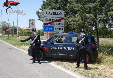 Controlli dei Carabinieri sulla sicurezza nei luoghi di Lavoro. Deferite5 persone ed elevate sanzioni per oltre 82.000 euro.